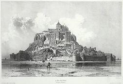 Mont Saint Michel + Bayeux from Caen