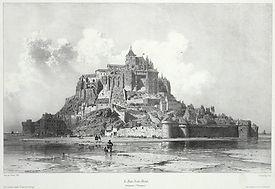 Mont Saint Michel + Bayeux da Caen