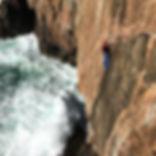 Mangersta sea cliffs Isle of Lewis