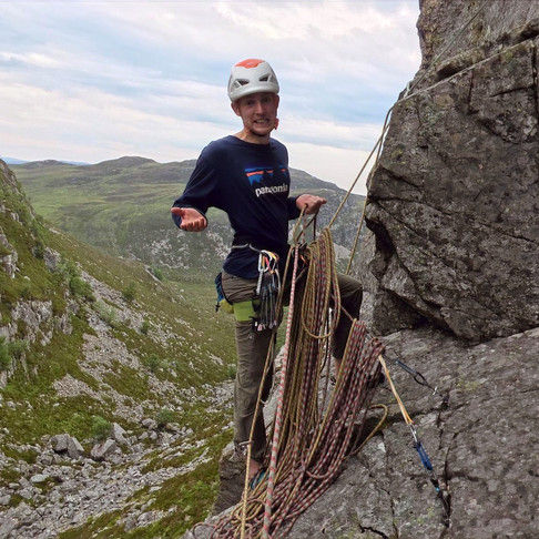 Building a brilliant belay