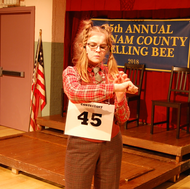 The 25th Annual Putnam County Spelling Bee by Rachel Sheinkin