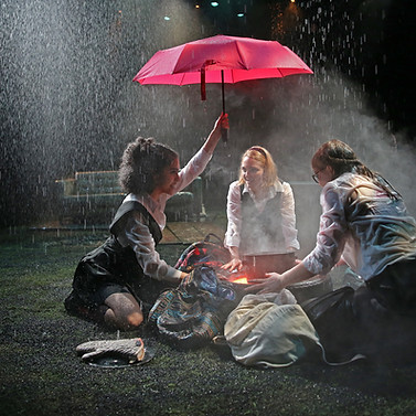 Mac Beth: Erica Schmidt at Red Bull Theatre