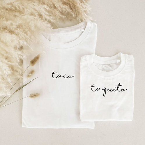 Taquito Onesie / Tee