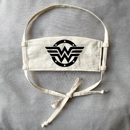 Wonder Woman Mask