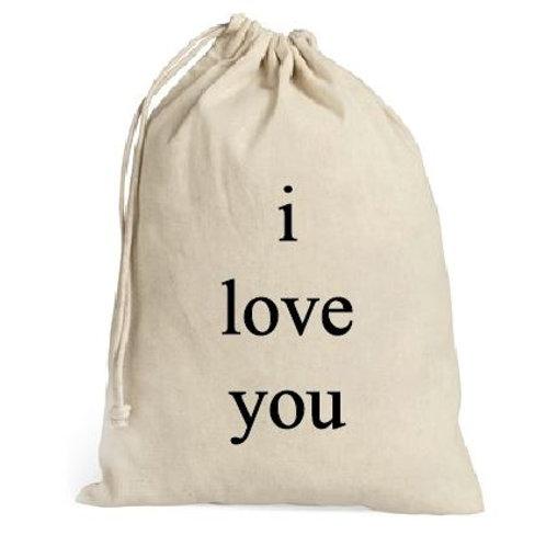 I love you sack