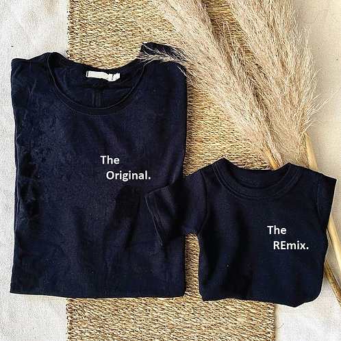 The Remix Onesie / Tee