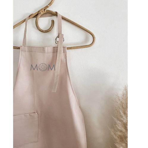 Ladies Rose Cotton Apron | Option to Personalize
