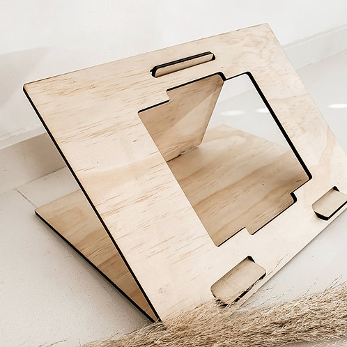 Personalized Tablet Stand