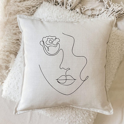 Cushion | Beauty is in the Eye of the Beholder