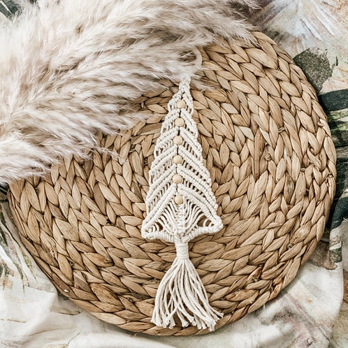 Macrame Tree Decoration | Large Tree