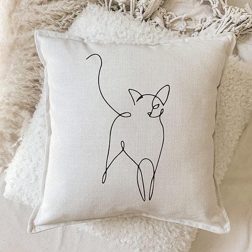 Cushion | Cat