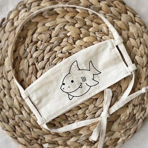 Baby Shark Mask
