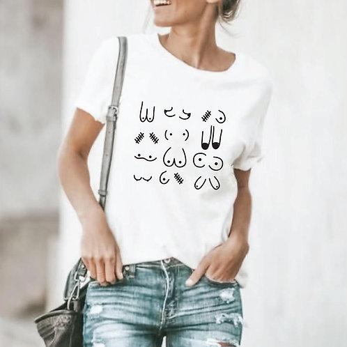Boobie Tshirt | Awareness