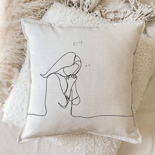 Cushion | Pray