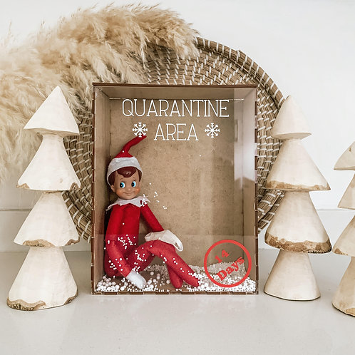 Quarantine Booth for Elf