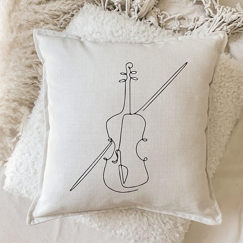 Cushion | Violin