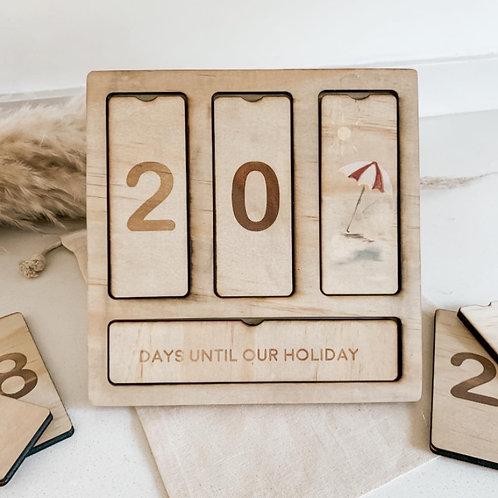 Countdown Board | Holiday Theme
