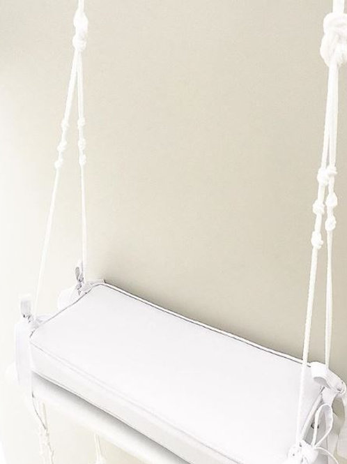 Indoor Swing With Cushion