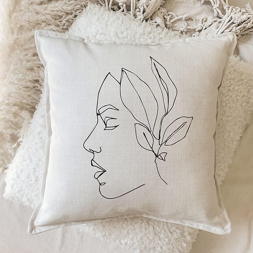 Cushion | Leaf Profile