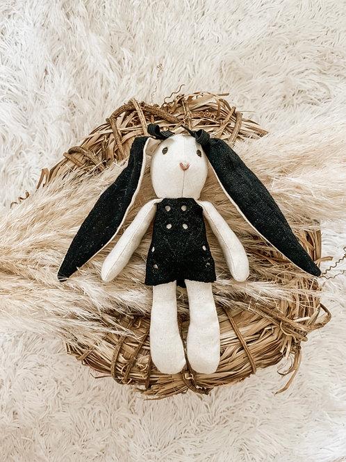 Girl Bunny | Black