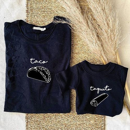 Taco Long Sleeve Tshirt