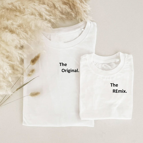The Remix Onesie / Tee