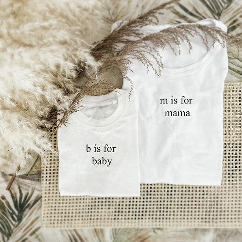 Personalized Standard Font Tshirt | Onesie