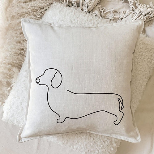 Cushion | Personalize My Dog Breed