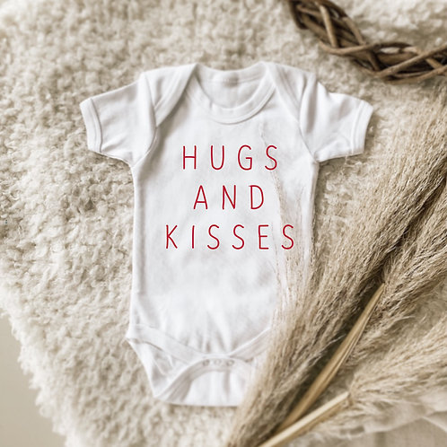 Hugs and kisses Onesie | Tshirt