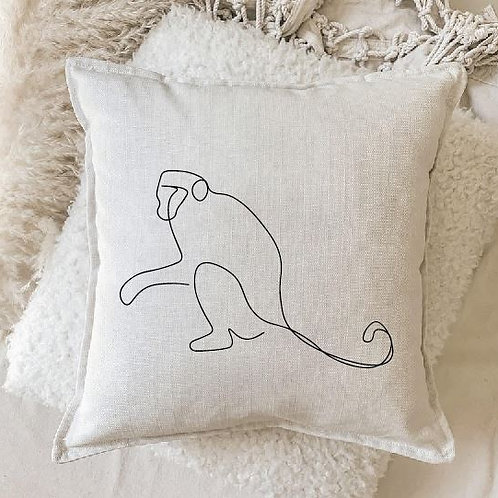 Cushion | Monkey