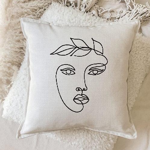 Cushion | Leaf Headband