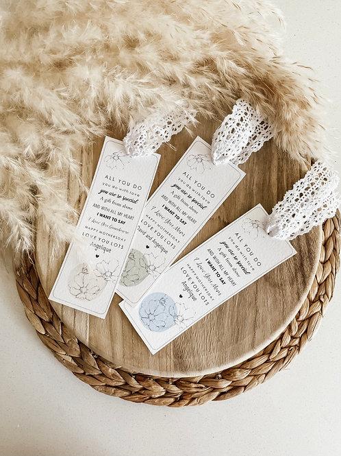 FREE Gift | Bookmark