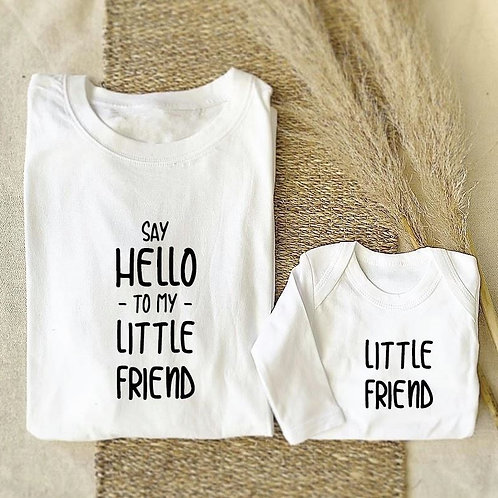 Little Friend Onesie / Tee