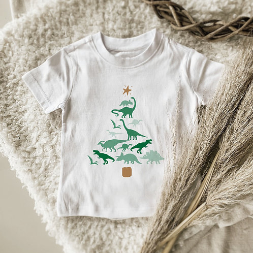 Dinosaur Tree Onesie | Tshirt