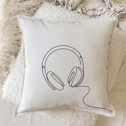 Cushion | Headphone Set