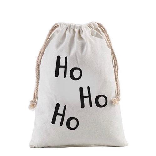 Personalized Gift Sack   HO HO HO
