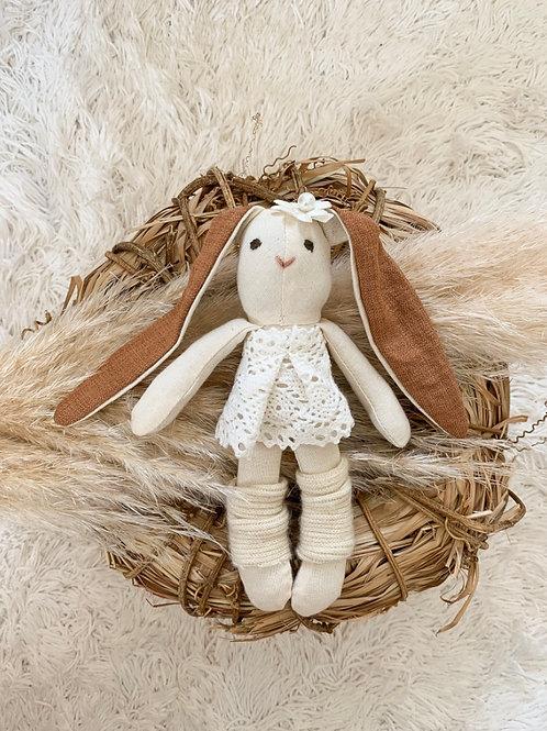 Girl Bunny | Rust