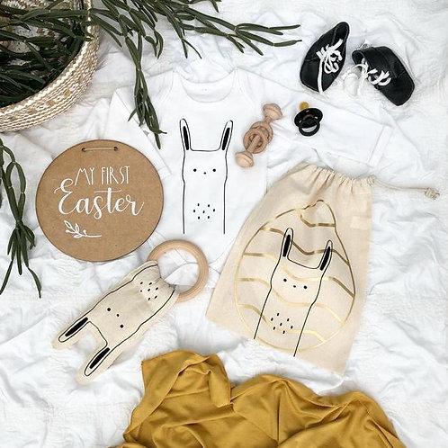 Modern Bunny Gift Set