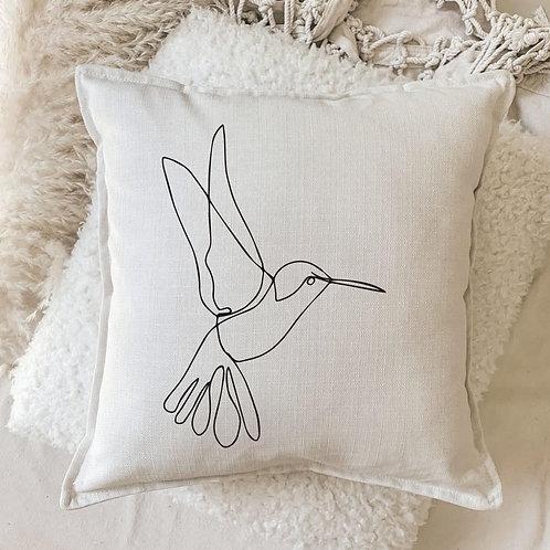 Cushion | Bird in Flight