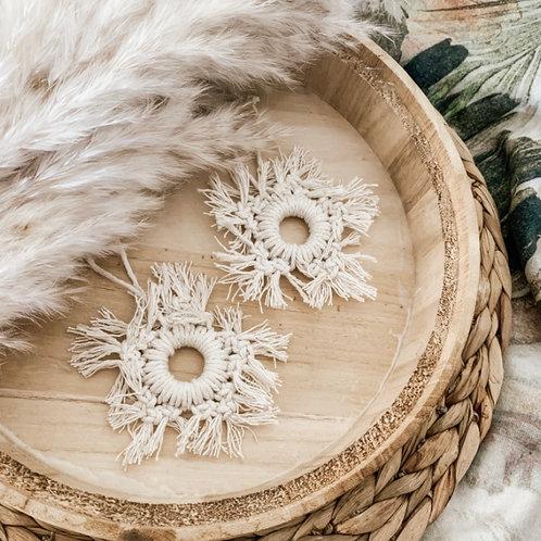 Macrame Tree Decoration | Star
