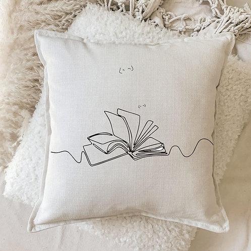 Cushion | Book