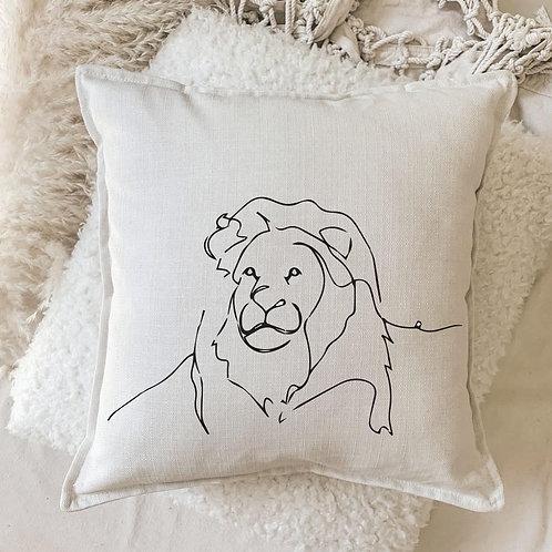 Cushion | Lion