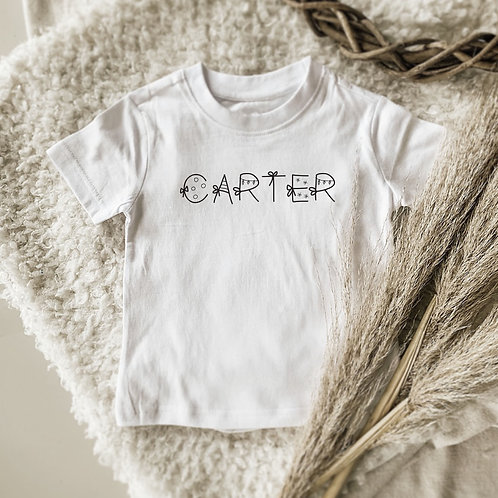 Gift Inspired Personalized Onesie | Tshirt