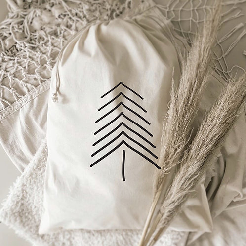 Modern Tree Gift Sack