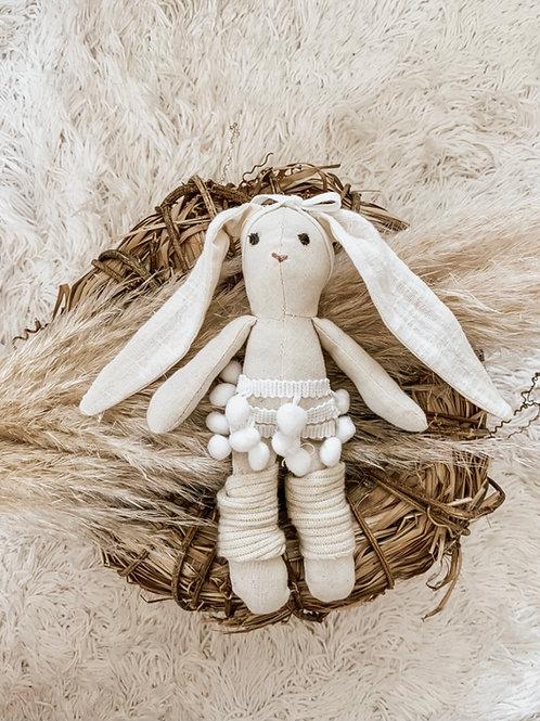Bunny In My Pocket | White