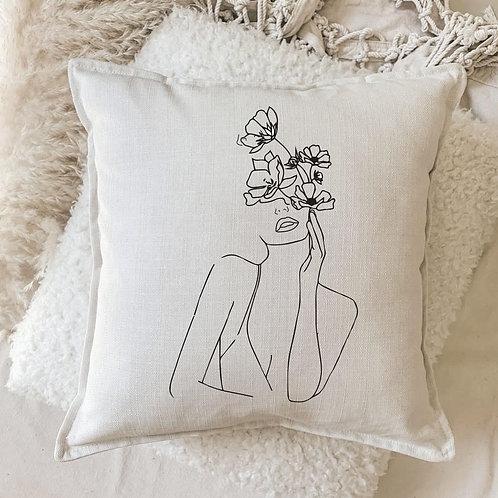 Cushion | Tete De Fleur