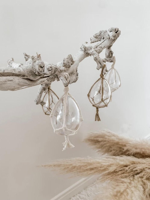 Macrame Easter Decorations