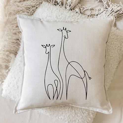 Cushion | Giraffe