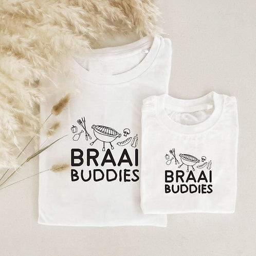 Braai Buddies Onesie / Tee