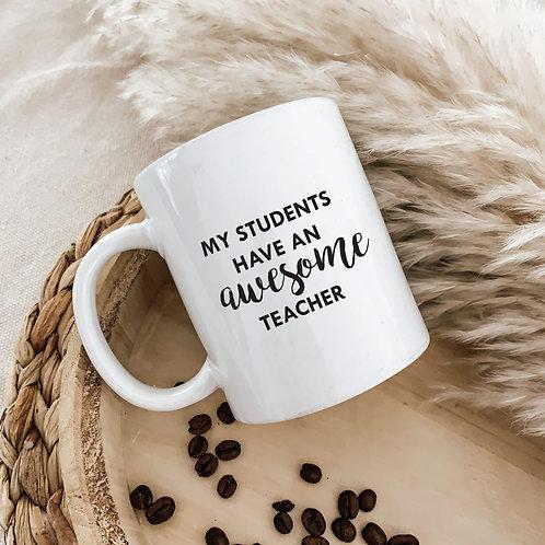 Teacher Mug | 4